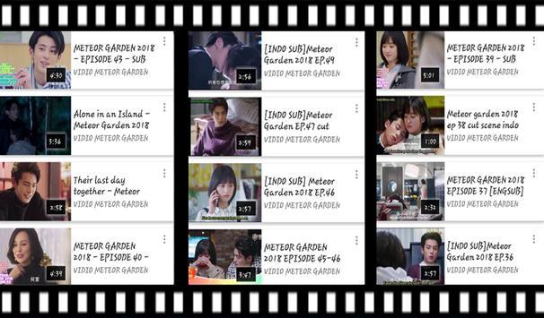 Vidio Meteor Garden Fuul Episode screenshot 1