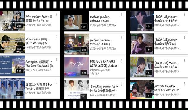 Vidio Meteor Garden Fuul Episode screenshot 2