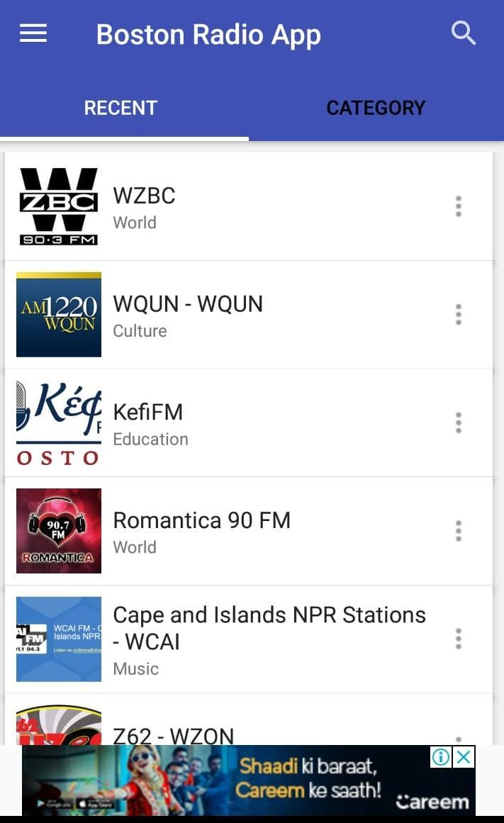 Boston Radio Stations >> Boston All Radio Stations For Android Apk Download