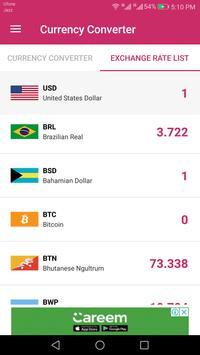 US Dollar To Argentine Peso and MXN Converter App screenshot 6