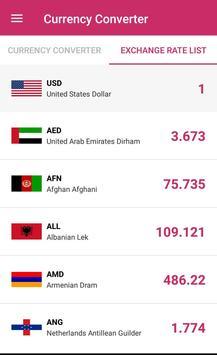 US Dollar To Maldivian Rufiyaa and AED Converter screenshot 4
