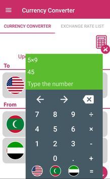 US Dollar To Maldivian Rufiyaa and AED Converter screenshot 6