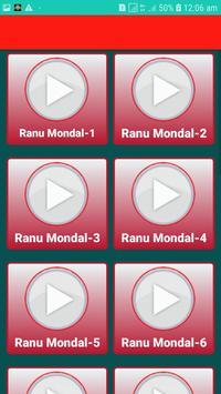 Ranu Mondal New Release  Videos Song screenshot 1