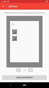 QR Code Reader - Scan, Create, View and Edit capture d'écran 15