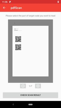QR Code Reader - Scan, Create, View and Edit capture d'écran 9