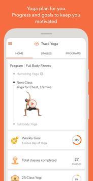 Yoga - Track Yoga Affiche
