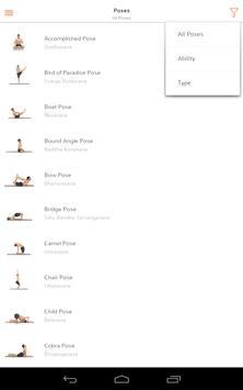 Yoga - Track Yoga capture d'écran 9