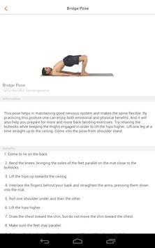 Yoga - Track Yoga capture d'écran 10