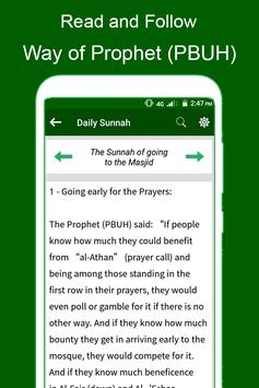 Sunnah of Holy Prophet (PBUH) - Everyday Guidance screenshot 1
