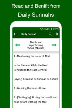 Sunnah of Holy Prophet (PBUH) - Everyday Guidance screenshot 3