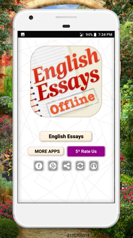 english essay writing book free app for android  apk download  english essay writing book free app screenshot   example thesis statements for essays also position paper essay english essay writing examples