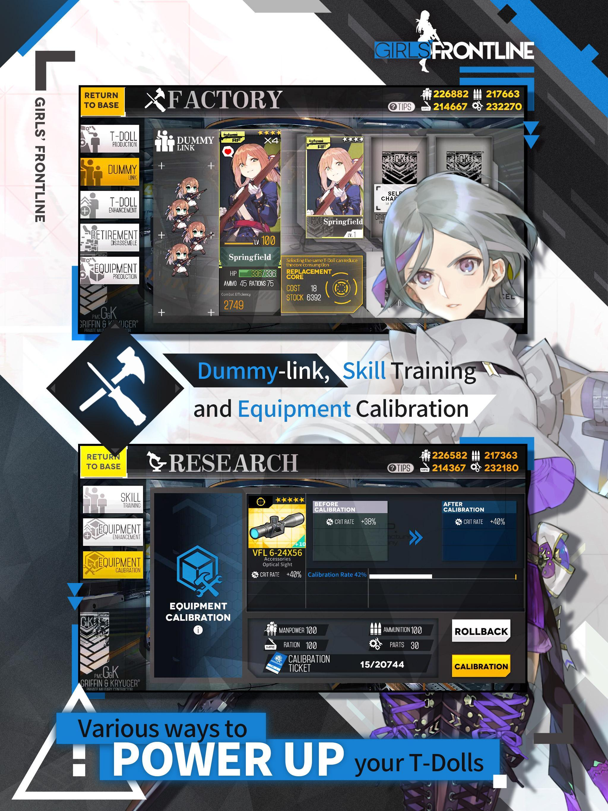 Girls' Frontline for Android - APK Download