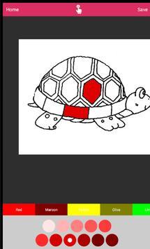 어린이 색칠놀이 - 유아 미술 색칠공부 screenshot 3