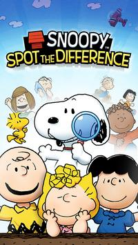 Snoopy Spot the Difference स्क्रीनशॉट 5