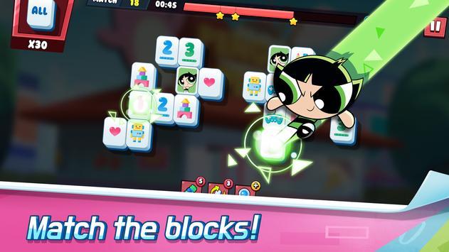 The Powerpuff Girls Smash screenshot 1