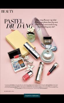 Harper's Bazaar VN Magazine screenshot 8