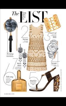 Harper's Bazaar VN Magazine screenshot 10