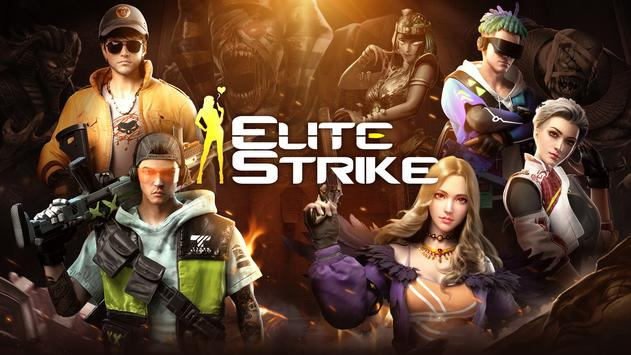 Elite Strike постер