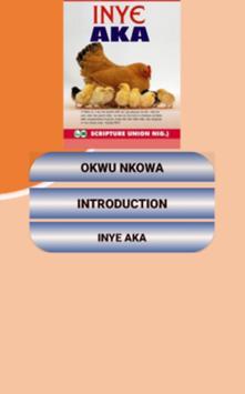 Audio Inye Aka poster