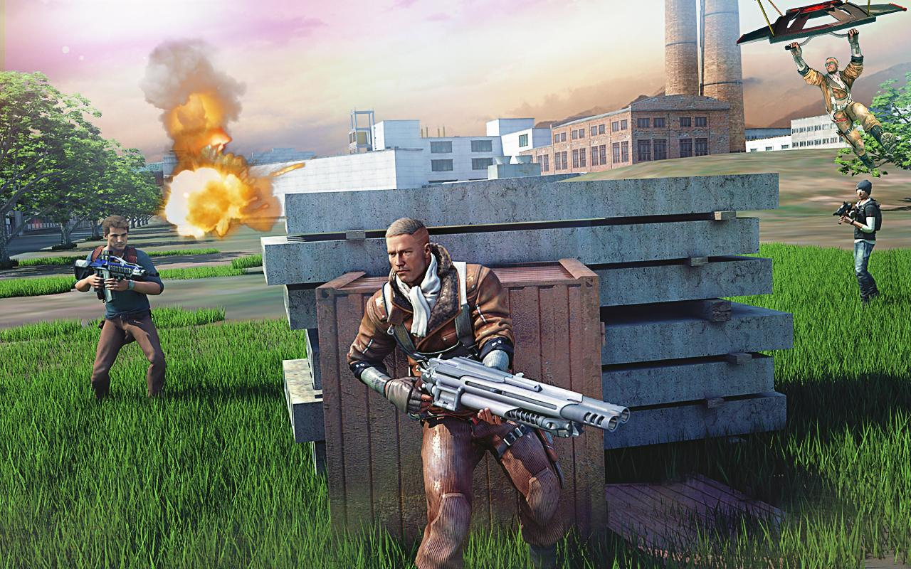 Squad Survival Free Fire Battlegrounds 3d For Android Apk