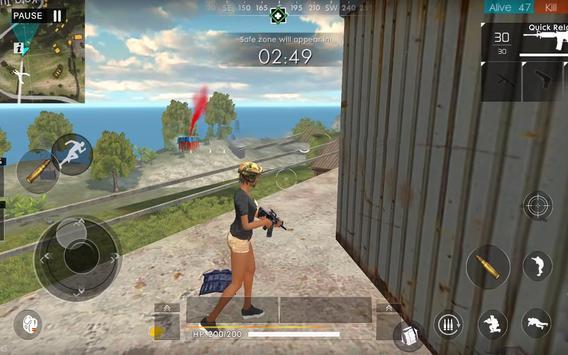 Squad Survival Shooter War screenshot 11
