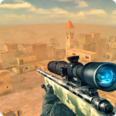 Modern Army Sniper Shooter icon