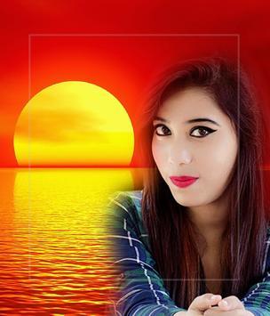 Sunset Photo Frames screenshot 1