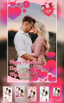 Valentine Day Photo Frames screenshot 7
