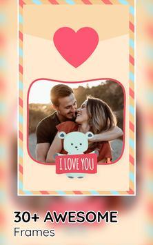 Valentine Day Photo Frames screenshot 16