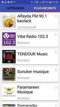 Sunufm Radio screenshot 1