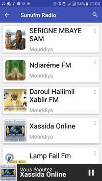 Sunufm Radio screenshot 2