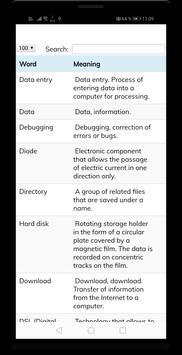 Computer Dictionary screenshot 2