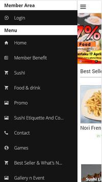 Sushi Tsuki screenshot 1
