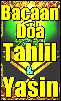 Bacaan Doa Tahlil & Yasin Untuk Orang Meninggal poster