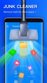 1 Schermata Powerful Phone Cleaner - Cleaner & Booster