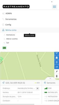 MOGI GPRS WEB V3 screenshot 3