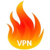 Super Hot Vpn icon