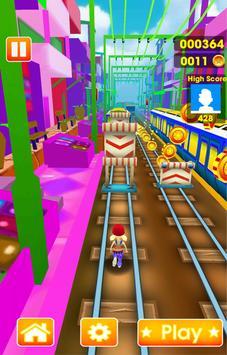 Super Subway Train Surf Runner screenshot 6