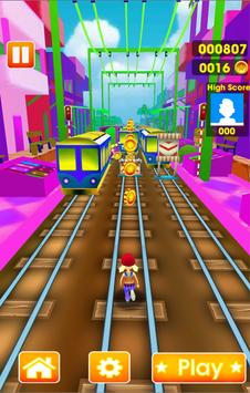 Super Subway Train Surf Runner screenshot 3