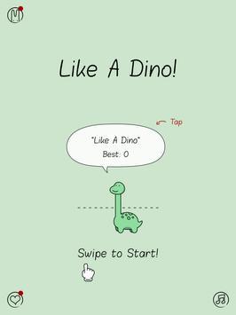 Like A Dino! captura de pantalla 8