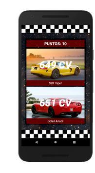 Supercoches Quiz - Coches Deportivos screenshot 4