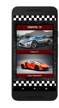 Supercoches Quiz - Coches Deportivos screenshot 6