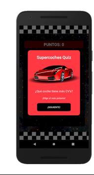 Supercoches Quiz - Coches Deportivos screenshot 1