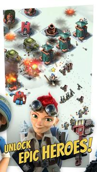 Boom Beach captura de pantalla 1