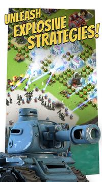 Boom Beach captura de pantalla 2