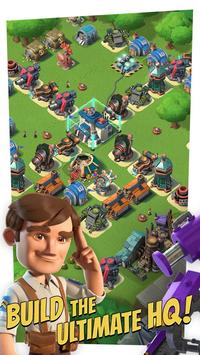 Boom Beach captura de pantalla 3