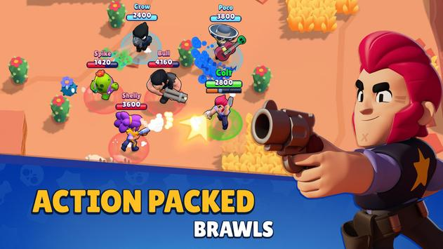 Brawl Stars Cartaz