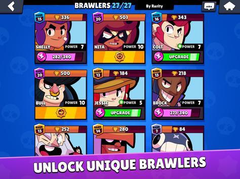 Brawl Stars स्क्रीनशॉट 10