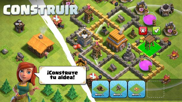 Clash of Clans captura de pantalla 17