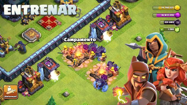 Clash of Clans captura de pantalla 11